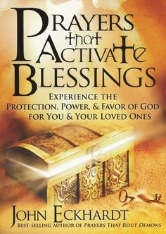 Prayers That Activate Blessings