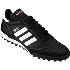 02264663151 adidas Mundial Team Artificial Turf Shoe - Black White