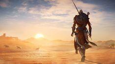 Jogo Assassins Creed Origins Deserto