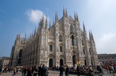Lombardy Italy | Milan Cathedral, Lombardy, Italy