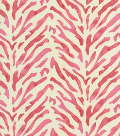 Home Decor Fabric Swatch Print Fabric-Laurette Design Reef Mimosa Fabric Patterns, Print Patterns, Pattern Texture, Waverly Fabric, Coral Fabric, Malibu, Colorful Curtains, Joann Fabrics, Upholstery Fabrics