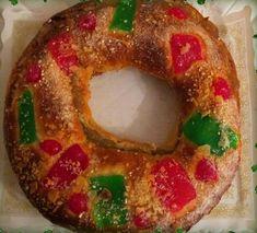 llll➤ Receta Roscón de Reyes Mambo - Elrobotdecocina.net Pain Bagel, Bagels, Chocolate Caliente, Doughnut, Ricotta, Bread, Baguettes, Desserts, Pains