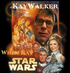 New in Cinema Luke Kaywalker in  When Kay a Star wa(r)s