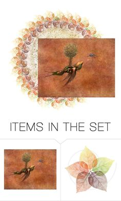 """New Found Wisdom"" by flower-of-paradise ❤ liked on Polyvore featuring art"