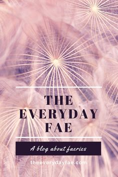 Whether you already have faeries in your life or want to experience them, The Everyday Fae is here to answer questions and share stories! Life Is Like, What Is Life About, About Me Blog, Roald Dahl, Believe In Magic, Pattern Mixing, Faeries, First Night, Writing Tips