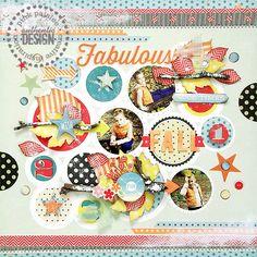 Searchwords: {Fabulous Fall} layout *Pink Paislee*