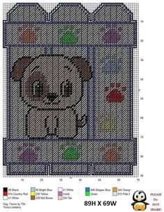 dog fence name signs Plastic Canvas Coasters, Plastic Canvas Crafts, Plastic Canvas Patterns, Canvas Board, Wall Canvas, Cat Fence, Plastic Canvas Christmas, Sewing Art, Canvas Designs