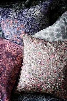 Liberty fabrics * Real Pattern * The Inner Interiorista