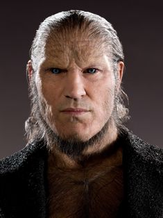 Fenrir Greyback (played by Dave Legeno) (fl. 1965-1998) was a werewolf notorious for his savagery. He was a leader in his community and strived to infect as many people as possible with lycanthropy. It was he who infected Remus Lupin with lycanthropy when Remus's father (Lyall Lupin) insulted werewolves. Greyback fought in the Battle of Hogwarts, where he at one point attacked Lavender Brown, but was incapacitated by a Blasting spell by Hermione - Harry Potter Wikia