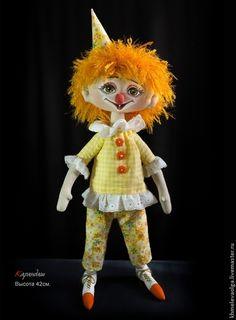 Коллекционные куклы ручной работы. .