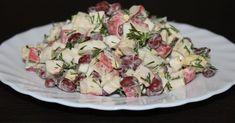NapadyNavody.sk | 10 najlepších zeleninových šalátov: výživné a chutné Potato Salad, Food And Drink, Potatoes, Ethnic Recipes, Youtube, Salads, Potato, Youtubers