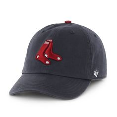 9c5e0bd846b MLB Boston Red Sox Men s Brand Alternate 1 Clean Up Cap