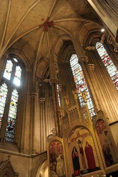 フランス アメリカン・カテドラル(大聖堂) Middle Ages, Altar, Religion, Europe, Cathedrals, Bridal, Architecture, American, World