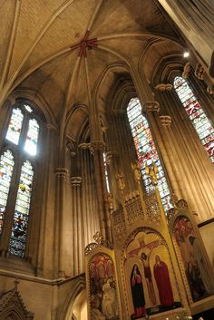 フランス アメリカン・カテドラル(大聖堂)
