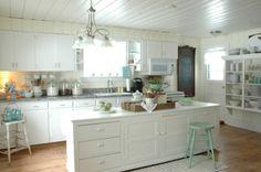 pretty kitchen remodel ideas #remodel #kitchens