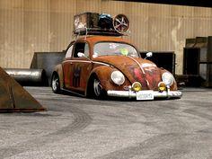 VW Bug Hoodride