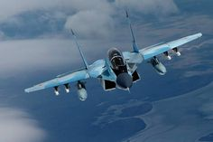 Air Force Aircraft, Fighter Aircraft, Military Jets, Military Weapons, Air Fighter, Fighter Jets, Luftwaffe, Russian Military Aircraft, Russian Fighter