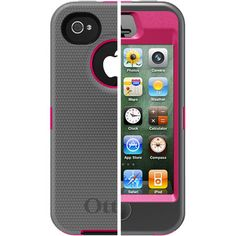 iPhone 4S Case - Defender Series from OtterBox | OtterBox.com