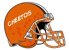 Cleveland Browns   What If All NFL Logos Were Fat