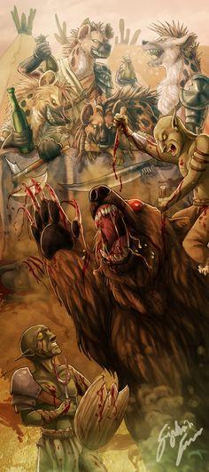 Bloodmeet 4 - The Games by fiszike on deviantART