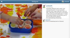 OT Activity of the Week: Eyedropper Painting for Pincer Grasp - Pinned by @PediaStaff – Please Visit  ht.ly/63sNt for all our pediatric therapy pins