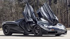 British supercar maker McLaren Automotive has announced that it will be selling one of the last F1 supercars ever built