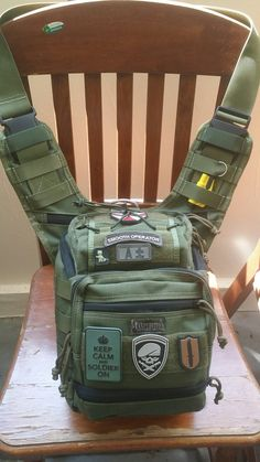 Tactical Backpack, Edc Gear, Everyday Carry, Bushcraft, Firearms, Weapons, Survival, Bob, Backpacks