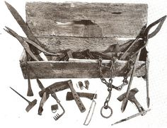 Mästermyrkistan Hvidekrist by Historical locks, via Flickr