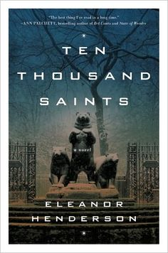A terrific debut novel from Ithaca College professor Eleanor Henderson. It's perfect for adult fans of The Outsiders. The writing is breathtaking.