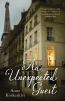 A diplomat and his wife preparing and organising an important dinner is faced with her hidden past. This book has a great story about events that she thought were behind her but resurface to confront her.