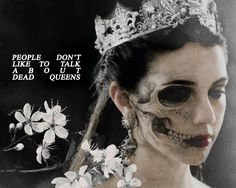 People don't like to talk about dead queens Queen Coriane Jacos Mary Stuart, Writing Inspiration, Character Inspiration, Darkside Books, The Red Queen Series, Red Queen Victoria Aveyard, Glass Sword, King Cage, Hades And Persephone