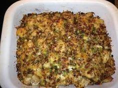 LOADED BAKED POTATO CHICKEN CASSEROLE Recipe #chicken #casserole #recipes