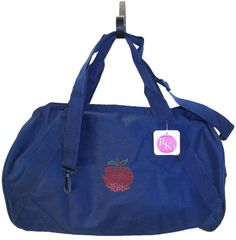 Teacher Duffel Bag Duffle Teachers Change the World 1 Student at a Time Gift NWT…