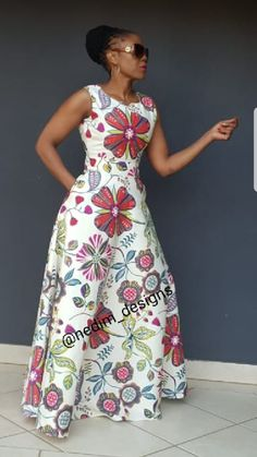 African Print Maxi Dresses NediMMadeNPhotography _designs 27829652653 Source by jmmichaelskell Long African Dresses, Latest African Fashion Dresses, African Inspired Fashion, African Print Dresses, African Print Fashion, Africa Fashion, African Clothes, African Prints, African Fabric