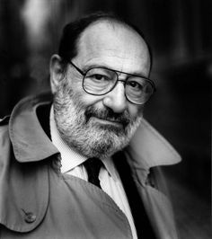 This is not the end of the book ♥ Umberto Eco (1932-2016)