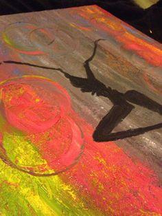 16x20 canvas oil #davematthewsband #dmb