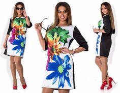 2016 NEW Women  Regular Dress half Sleeve Sexy 5xl 6xl women Clothing print design Plus Size casual Dresses