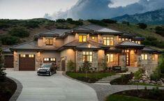 20+ Luxury Home Exterior Design Inspirations