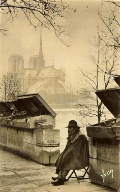 Paris en 1920 - Par Yvon