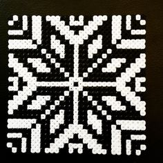 Hama perler bead design by frufalkegard
