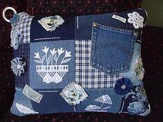Любимые джинсы - Ярмарка Мастеров - ручная работа, handmade