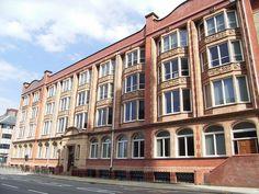 Apsley House, Wellington Street, Leeds (C) Stanley Walker Leeds England, Leeds City, West Yorkshire, Architecture, Street, Building, Projects, House, Arquitetura