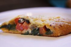 Is it tacky to pin my own recipe?  It's our favorite new dinner. Crescent Veggie Stromboli.