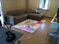 Tappeto divano angolare