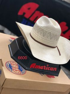 American Hat Company Brings The Heat With Spring 2019 Straw Styles! -  COWGIRL Magazine Western 2757fb0732be