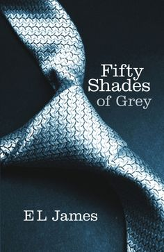 I actually love this book - Christian Grey is such a tortured soul. I love how Ana becomes his therapy