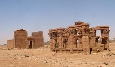 Piramides Nubias - Sudán