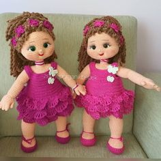 No automatic alt text available. Knitted Dolls, Crochet Dolls, Knit Crochet, Crochet Hats, Amigurumi Doll, Doll Toys, Crochet Projects, Needlework, Teddy Bear