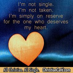 reserve christian singles Browse photo profiles & contact who are born again christian, religion on australia's #1 dating site rsvp free to browse & join.