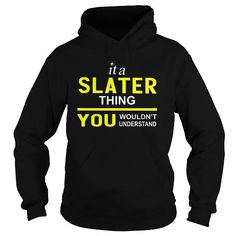 Awesome Tee TeeForSlater  Slater Thing  New Cool Slater Name Shirt  T shirts